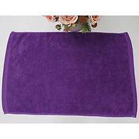 Combo 5 Khăn Làm Nail Cotton Nam Phong 40*60cm - màu Tím