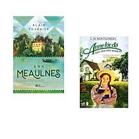 Combo 2 cuốn sách: Anh Meulnes  + Anne tóc đỏ dưới chái nhà xanh