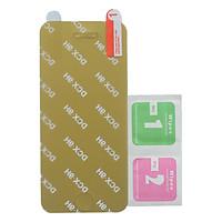 Kính Cường Lực Dẻo Nano Cho iPhone 5/ 5S/ 5SE - Hàng Chính Hãng - Trong Suốt