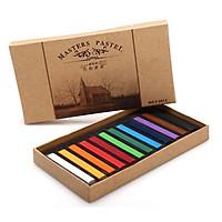 Màu phấn Tiên sáp màu Master Pastel hộp 12 màu