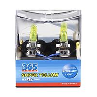 Bóng Đèn Phá Sương Super Yellow 12V H3 365- Auto (70W) - Vàng