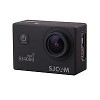 Camera Hành Trình SJCAM SJ4000 12MP Full HD WiFi (Đen) - Hàng Chính Hãng
