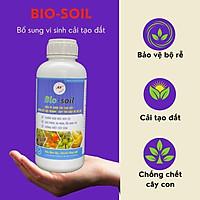 [Có sẵn] Chế phẩm sinh học cải tạo đất, cách cải tạo đất hiệu quả - Bio Soil 1 lít
