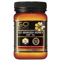 Mật Ong Manuka Go Healthy Manuka Honey Umf 16+ (Mgo 575+) 500G