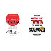 Bộ sách Phương Thức Toyota (02 cuốn)