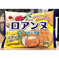 Bánh quy kem Bourbon Vanilla Cookies