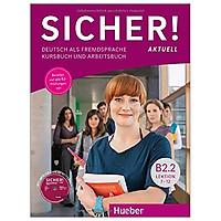 Kurs- und Arbeitsbuch B2.2, Lektion 7-12 mit MP3-CD zum Arbeitsbuch