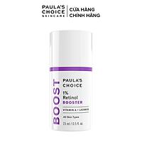 Tinh chất chống lão hóa Paula's Choice 1% Retinol Booster 15ml