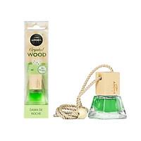Tinh dầu treo  ô tô Aroma Car Crystal Wood 7ml - Charming Lady (hoa cỏ)