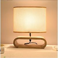 Đèn ngủ RENATION thân gỗ trang trí nội thất