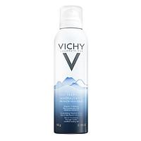 Combo Xịt Khoáng Chống Nắng Giảm Dầu, Khô Ráo & Không Gây Nhờn Rít SPF 50+ UVA & UVB ++++ Vichy (75ml) + Nước Xịt Khoáng Dưỡng Da Vichy (150ml)