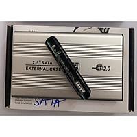 Hộp đựng ổ cứng 2.5 inch cổng SATA nhôm