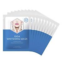 Combo 10 Mặt Nạ Avif Dưỡng Trắng Da Avif Giga Whitening Mask (21g x 10)