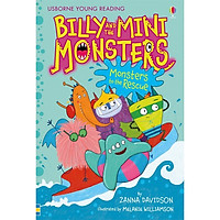 Usborne Billy and the Mini Monsters Monsters to the Rescue