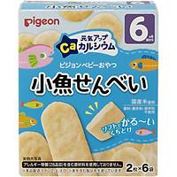 Bánh Ăn Dặm Cho Bé Pigeon Vị Cá