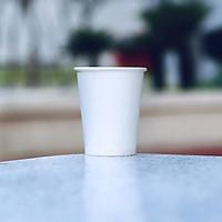 50 LY GIẤY 9oz 270ml, dùng uống nước một lần tại văn phòng - Không kèm nắp