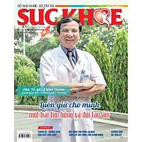 Tạp Chí Sức Khỏe Số 208 - Thông tin Sức khỏe dành cho mọi nhà