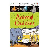 Usborne Animal Quizzes