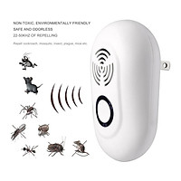 Smart Insect Killer Home Indoor Ultrasonic Electronic Pest Mosquito Repeller