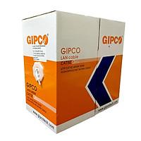 Thùng dây cáp mạng 305M GIPCO CAT5E UTP 0386 - Hàng chính hãng
