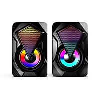 Loa Game Thủ AMOI PLUS 2.1 RGB - Hàng Chính Hãng