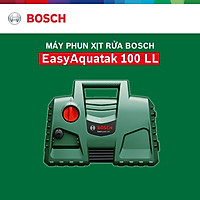 Máy phun xịt rửa áp lực cao Bosch EasyAquatak 100LL