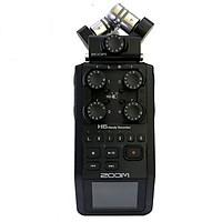 Máy Ghi Âm Chuyên Nghiệp Zoom H6 Black - Hàng Chính Hãng Tại  Việt Nam ( New Product )