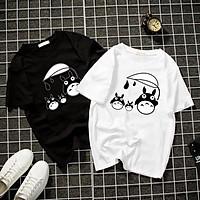 Áo thun Nam Nữ Không cổ CHE MƯA CIMT-0015 mẫu mới cực đẹp, có size bé cho trẻ em / áo thun Anime Manga Unisex Nam Nữ, áo phông thiết kế cổ tròn basic cộc tay thoáng mát