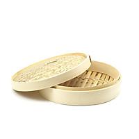 Xửng hấp tre Dimsum / Bánh bao / Xôi (Size: 15/18/20/22/25/30cm)
