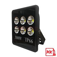 HKLED - Đèn pha tròn vuông LED ngoài trời 300W - IP66 - DPTV300
