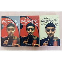 Sách - Combo Tôi là thầy tướng số (3 tập)