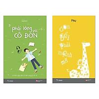 Combo 2 Cuốn Sách Hay Mà Mọi Cô Gái Hiện Đại Đều Nên Có: Phải Lòng Với Cô Đơn + Con Gái Phải Mạnh Mẽ (Tái Bản 2019) - Tặng Kèm Bookmark Happy Life