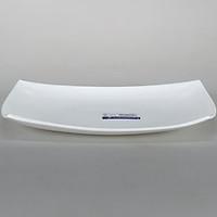 Đĩa Thuỷ Tinh Luminarc Quadrato Trắng Chữ Nhật 35x25cm - D6413