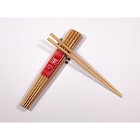 Bộ 10 đôi đũa đẹp đũa sạch DVK0366 - Gỗ Vàng Kiêng