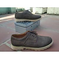 Giày boots nam da bò phong cách - gd02