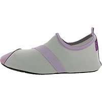 FITKICKS leisure light fitness shoes yoga beach outdoor stretch classic series style gray M code