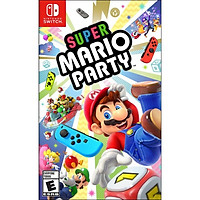 Đĩa Game Nintendo Switch: Super Mario Party - Hàng nhập khẩu