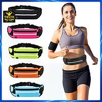 Túi đeo chạy bộ, túi đeo hông, đeo bụng hỗ trợ chạy bộ, tập thể thao