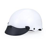 Mũ bảo hiểm trơn NÓN SƠN chính hãng TR-002