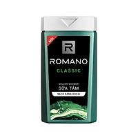 Sữa Tắm Hương Nước Hoa Romano Classic cổ điển lịch lãm  380gr