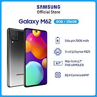 Điện Thoại Samsung Galaxy M62 (8GB/256GB) - Hàng Chính Hãng