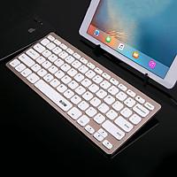 Bàn phím Bluetooth Đa Năng dành cho Điện thoại, iPad, Laptop (TẶNG kèm Pin)