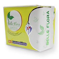 Băng vệ sinh Belle Flora Ngày Cotton - 10 miếng