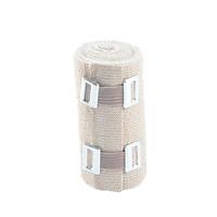 Elastic Bandage Sports Injury Protection Compression Wrap Brace Hook Closure