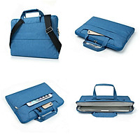 Túi xách máy tính xách tay có dây đeo cho Apple Macbook Air Pro 2020 11 13 15 16-inch tay áo