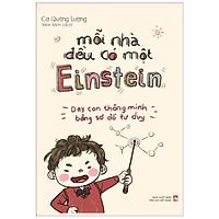 Sách: Mỗi Nhà Đều Có Một Einstein - Phương Pháp Học Thông Minh Bằng Sơ Đồ Tư Duy