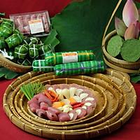 Nem chua Cô Hoàn (Truyền thống) - hộp - 200 g / hộp