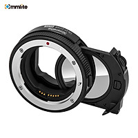 Commlite CM-EF-EOSR VCPL Auto Focus Camera Lens Adapter Ring with CPL Filter Replacement for EF/ EF-S Lens to Canon R/