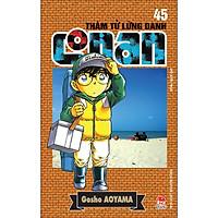 Thám Tử Lừng Danh Conan 45 (Tái Bản 2014)