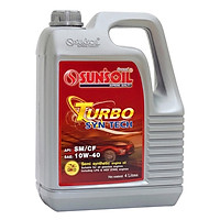 Nhớt Cao Cấp Sunsoil Turbo Syn Tech (4L)